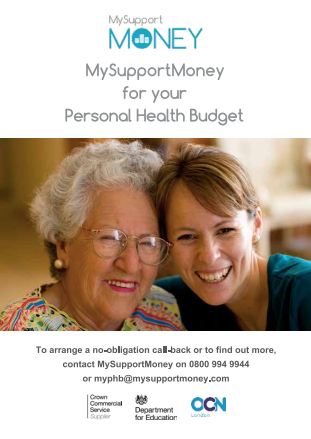 Personal Health Budget